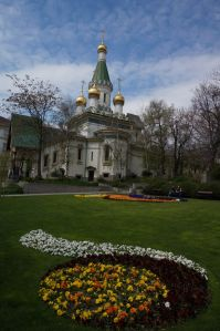 Temple Sveti Nikolay, Sofia